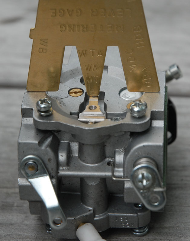 Walbro Carb Modification for Smooth and Slow Idle